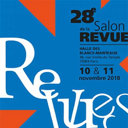 SALON DE LA REVUE – PARIGI 2018