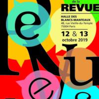 SALON DE LA REVUE – PARIGI,  11 OTTOBRE / 13 OTTOBRE 2019