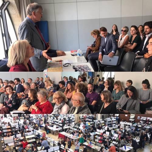 PARIGI SALONE DE LA REVUE 2019 – Il SALUTO DEL MINISTRO FRANCESCHINI AL CRIC