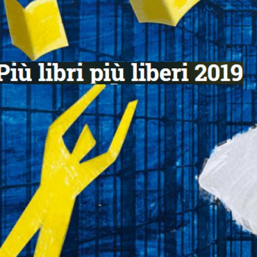 ROMA 4-8/12/2019 – IL CRIC A PIU' LIBRI PIU' LIBERI