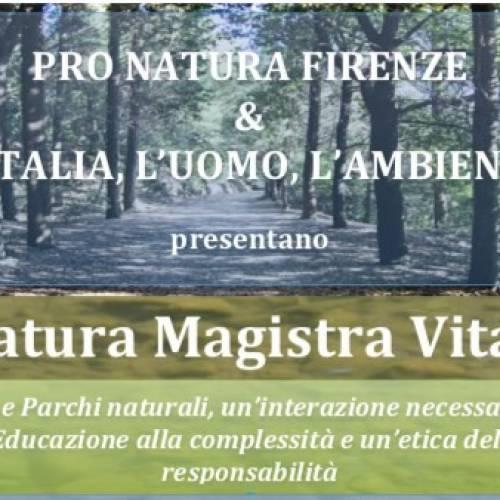 Scuola e Parchi naturali : un'interazione necessaria per l'Educazione alla complessità e un'etica della responsabilità