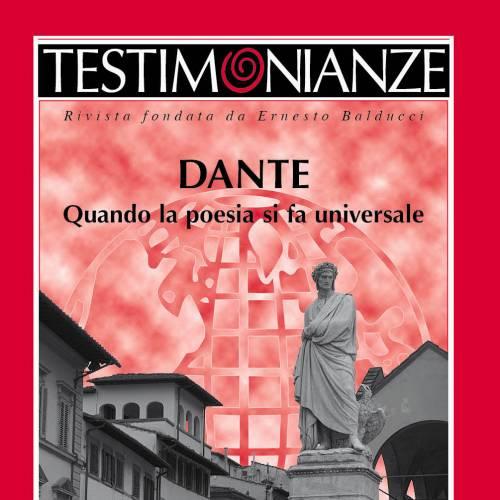 Nuovo numero rivista Testimonianze