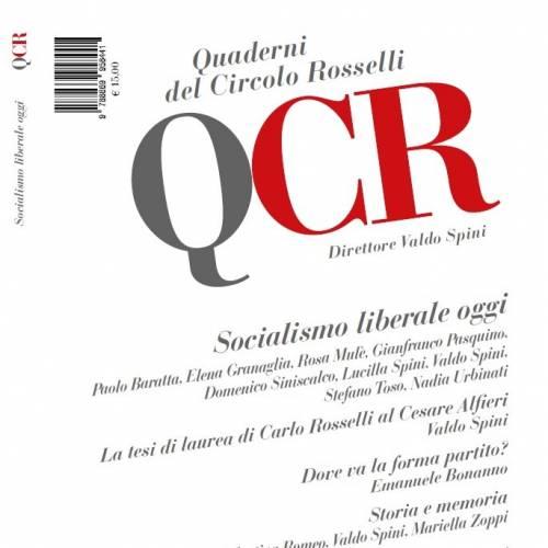 """NUOVO FASCICOLO dei """"Quaderni del Circolo Rosselli"""" 3/2021"""