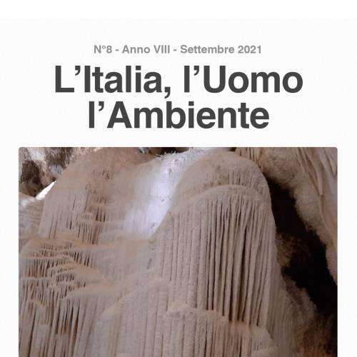 """NUOVO NUMERO DELLA RIVISTA """"L'Italia, l'uomo, l'ambiente"""""""
