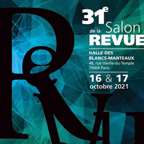 IL CRIC AL SALON DE LA REVUE Parigi 15-17 ottobre